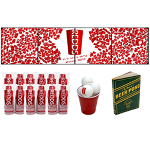 Beer Pong Party Pack