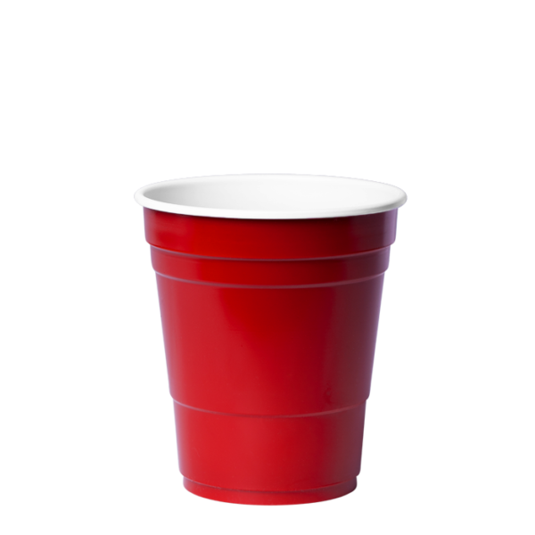 285ml red cup