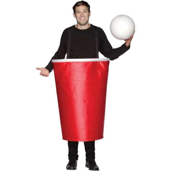 Red Cup Costume