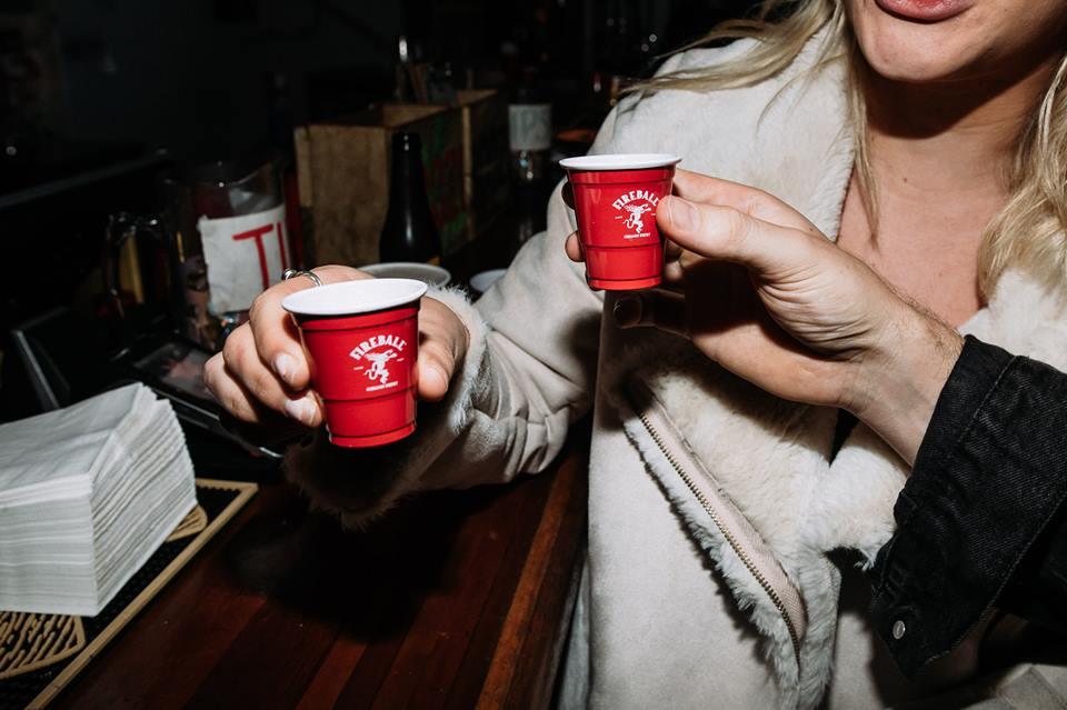 REDDS CUPS FIREBALL FORRESTER'S